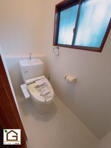 トイレ2リフォーム後